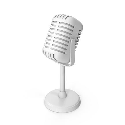Microphone Monochrome