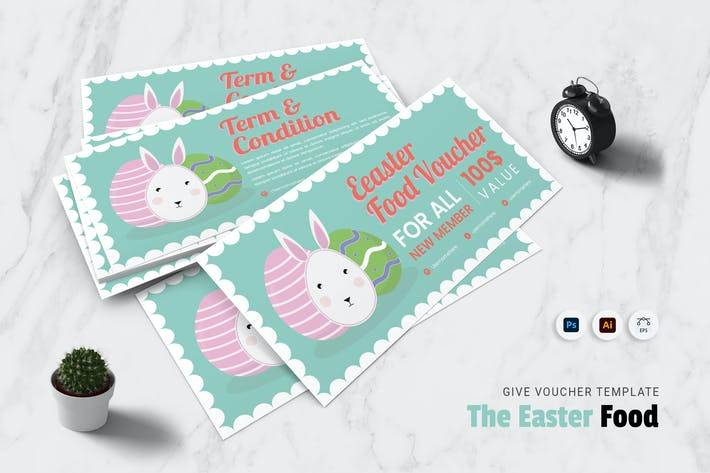 Easter Food Gift Voucher