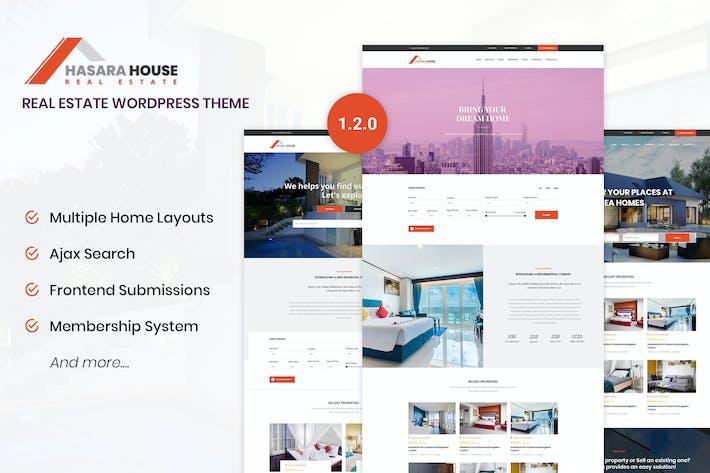 Thumbnail for Hasara House   Real Estate Responsive WordPress