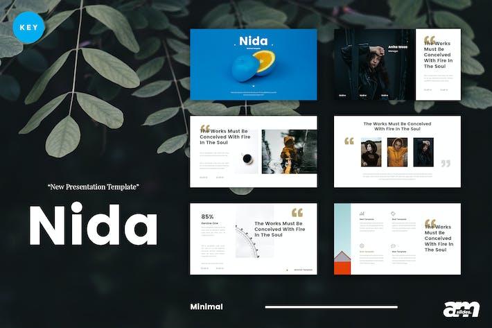 Thumbnail for Nida Minimal Keynote