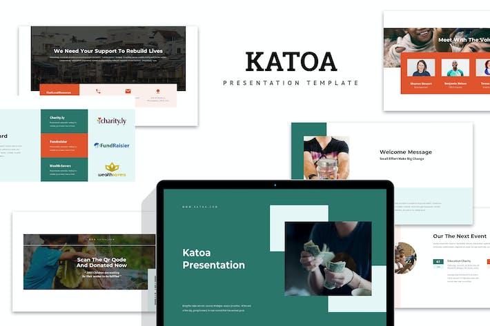 Thumbnail for Katoa : Charity Keynote