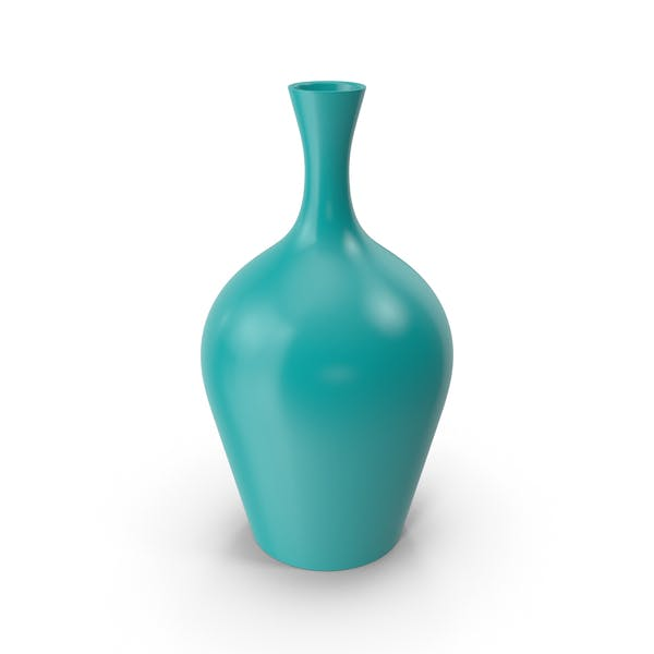 Thumbnail for Turquoise Vase