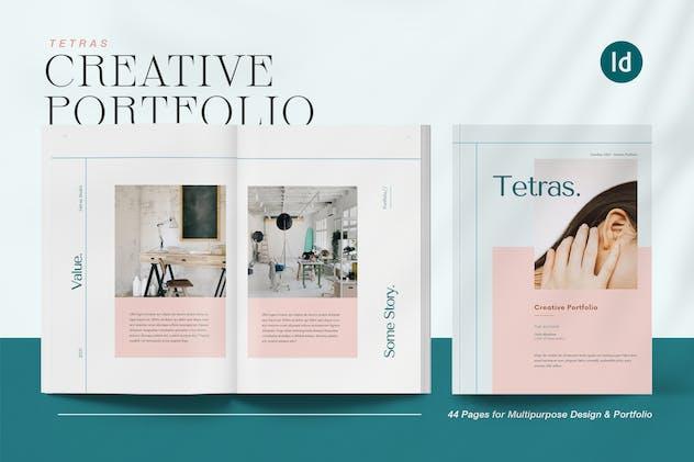 TETRAS Creative Portfolio