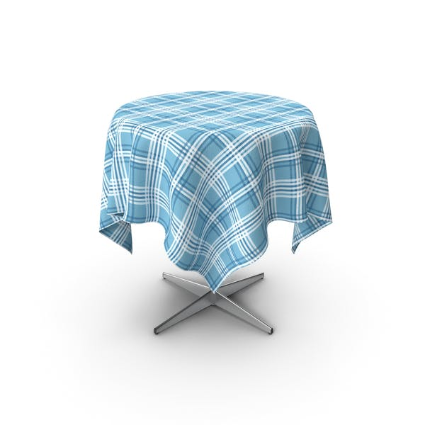 Кафе Стол с тканью