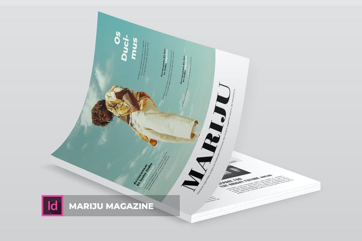 Thumbnail for Mariju | Magazine