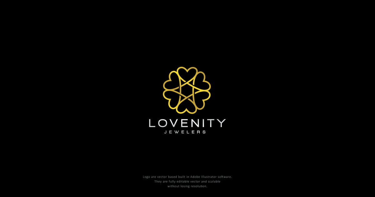 Download Infinity Love Logo by designhatti