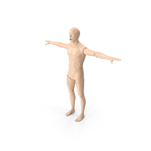 Thumbnail for First Aid Training Manikin T-Pose