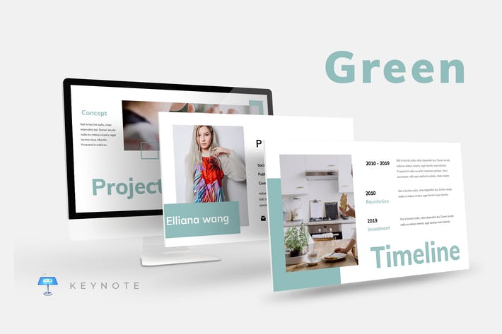 Green Studio - Keynote Presentation