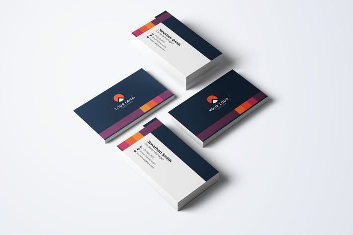Thumbnail for AWR Business Card Template.v65