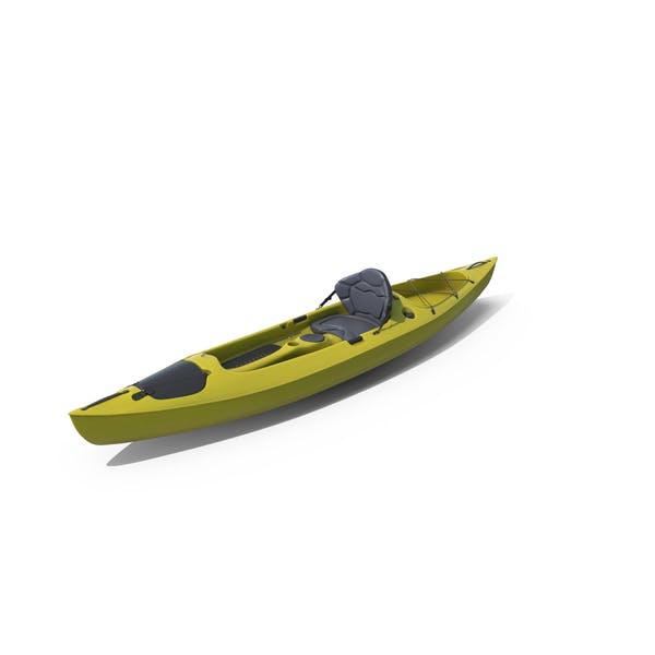 Kayak Yellow