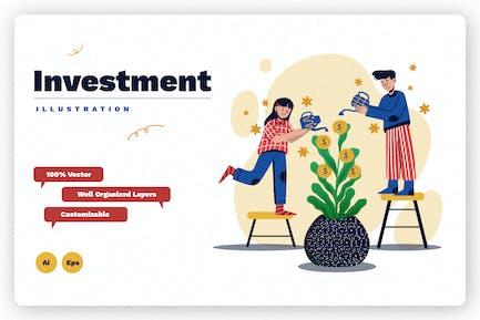 Investment-Illu