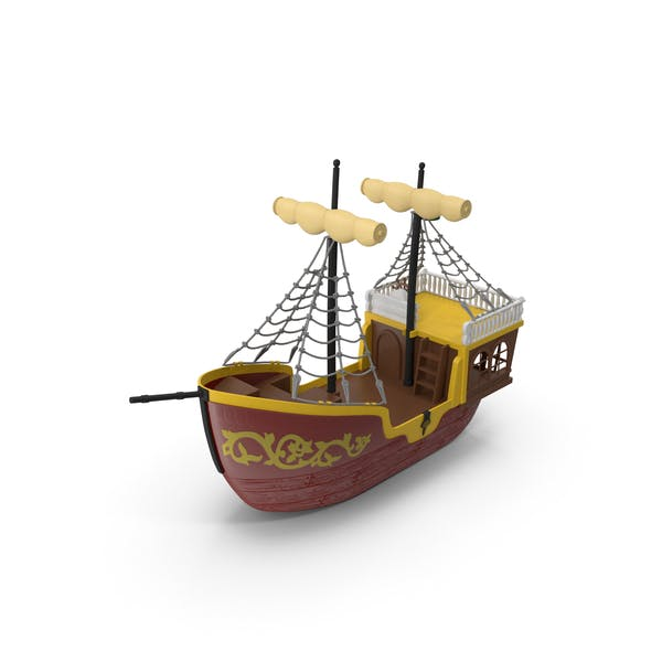 Cover Image for Toy Sailboat