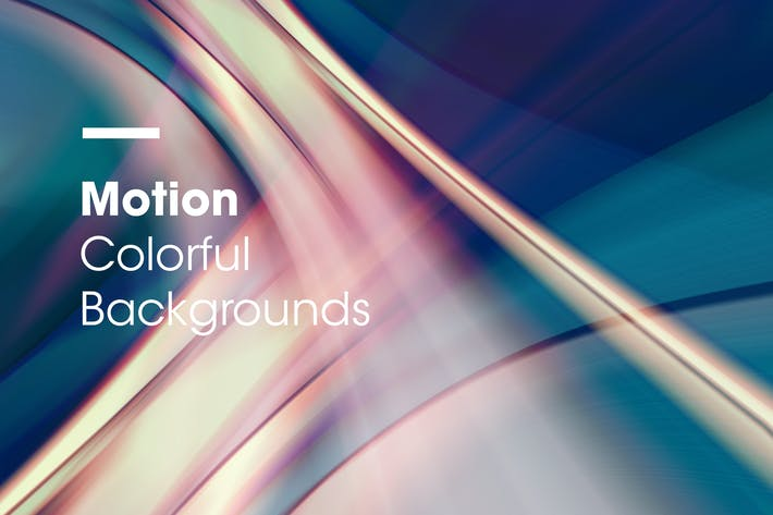 Cover Image For Motion | Colorful Backgrounds
