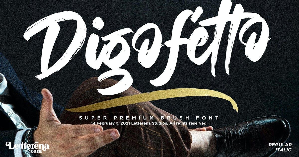 Download Digofetto Brush LS by GranzCreative