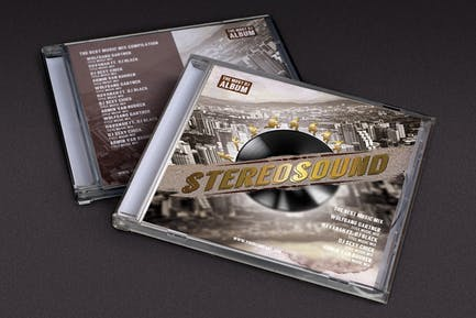 CD Cover Stereosound