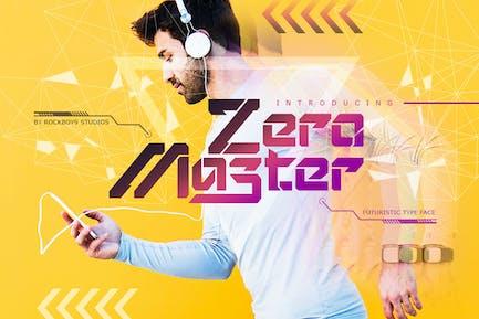 Zero Master - Fuente de tecnología