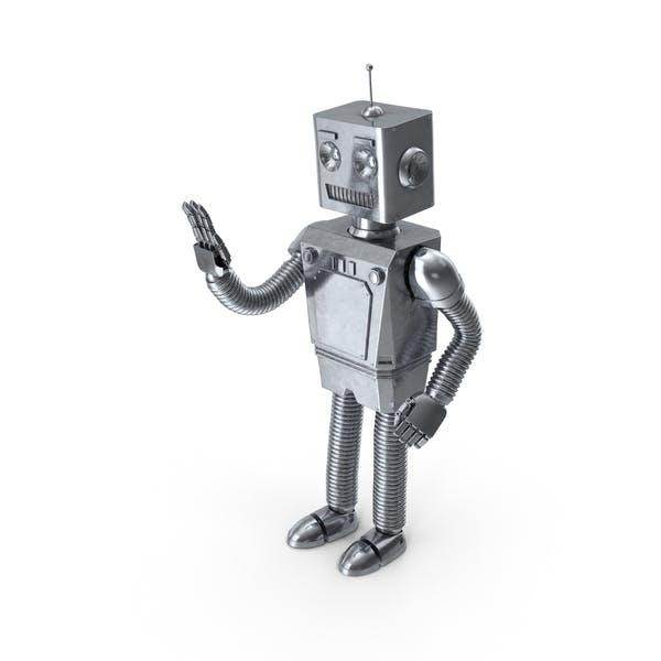 Thumbnail for Roboter winken