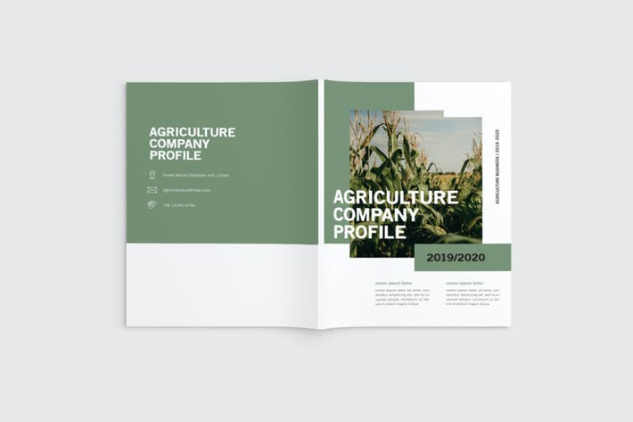 Thumbnail for Agriculture Company Profile