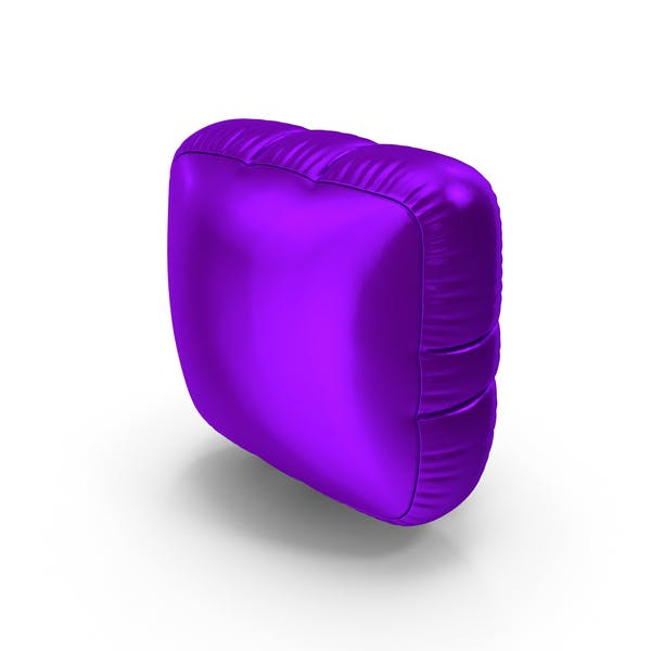 Thumbnail for Foil Balloon Period Purple