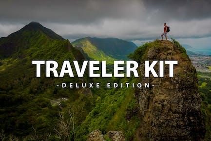 Traveler Kit Deluxe Edition | For Mobile & Desktop