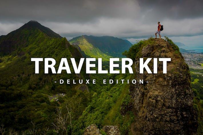 Thumbnail for Traveler Kit Deluxe Edition | Для мобильных и настольных ПК