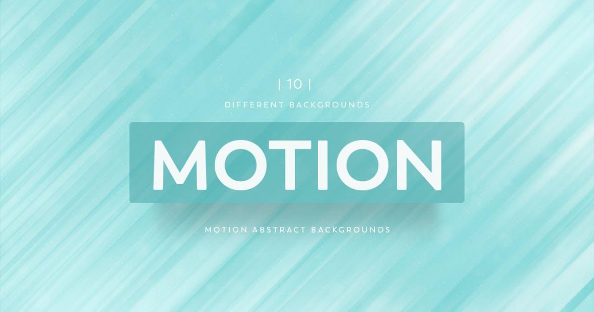 Motion Abstract Backgrounds by mamounalbibi