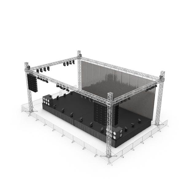 Thumbnail for Escenario Indoor