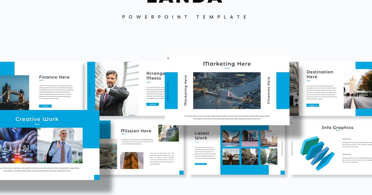 Download Landa - Powerpoint Template by aqrstudio
