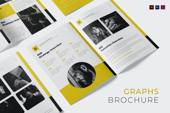 Thumbnail for Graphs Brand Brochure