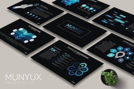 Munyux Keynote