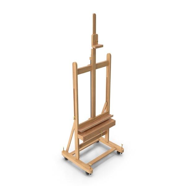 Wooden Studio Easel