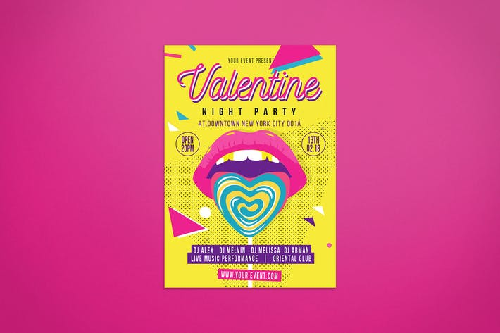 Thumbnail for Valentine Party