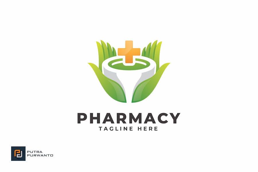 Pharmacy - Logo Template