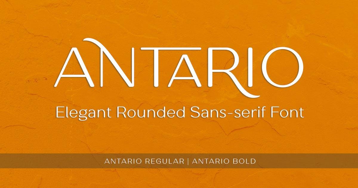 Download Antario by Locomotype