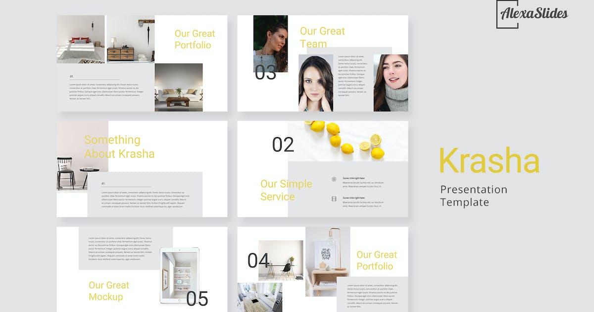 Download Krasha - Creative Powerpoint Template by alexacrib