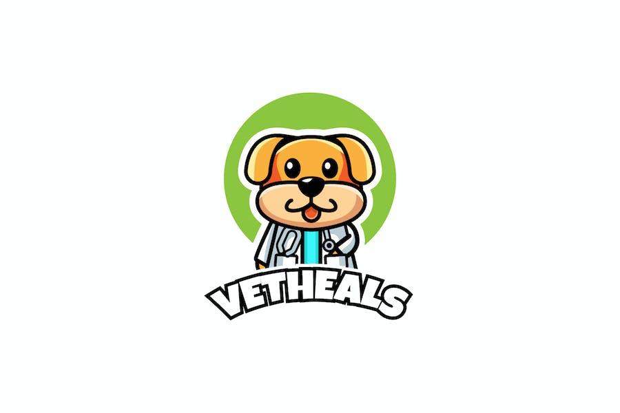 vet heals - Mascot & Esport Logo