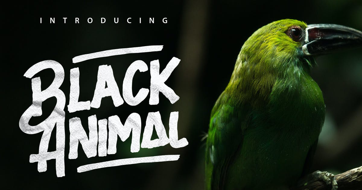 Download Black Animal by Sizimon-id