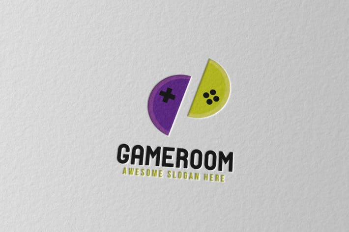Thumbnail for Gameroom Logo