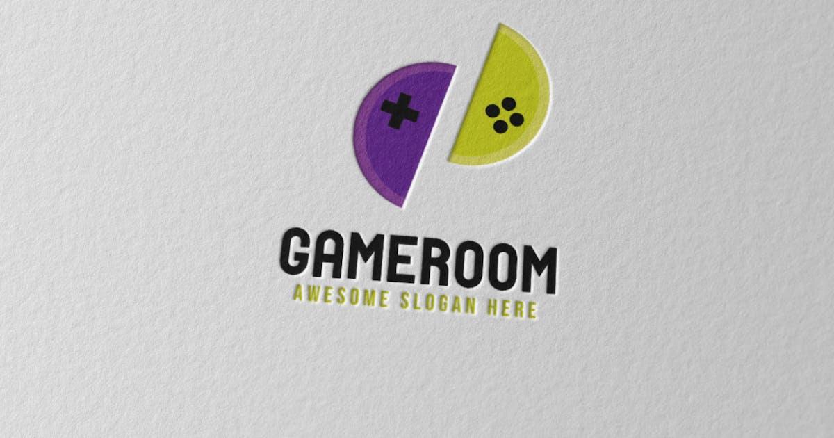 Download Gameroom Logo by Scredeck