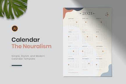 Neuralism Calendar