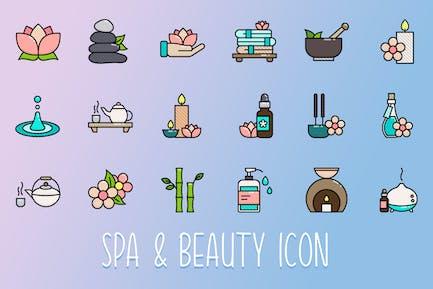 Spa & Beauty-Symbol