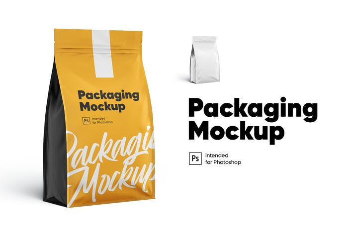 Thumbnail for Packaging Mockup