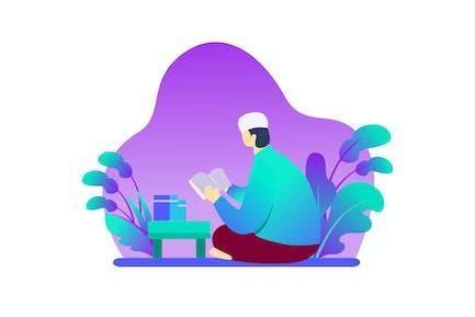 Ramadhan - Vector Illustration