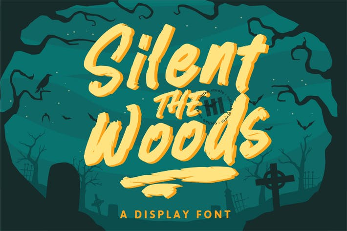 Thumbnail for Silent The Woods