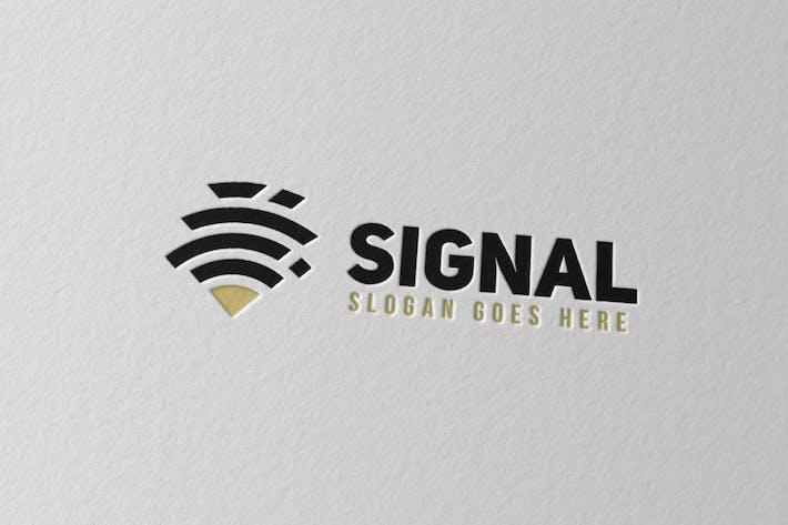 Thumbnail for Signal Logo