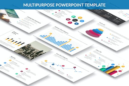 Omega Powerpoint Template