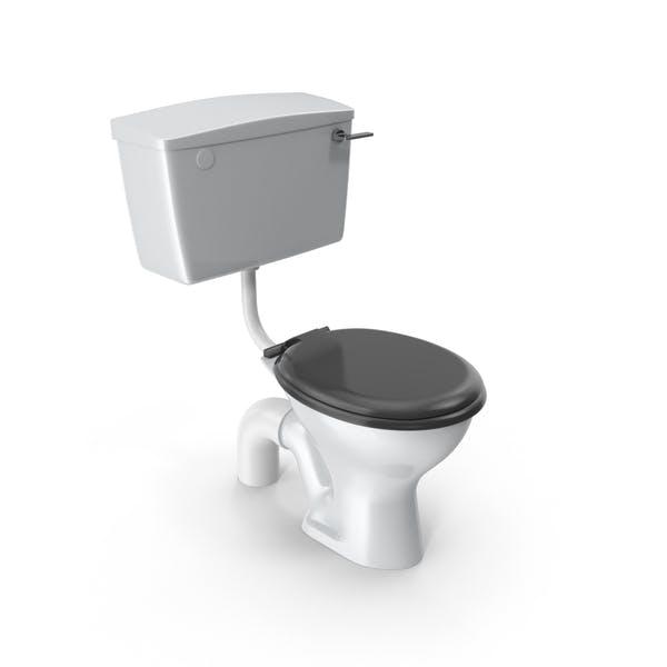 Niedriges WC Twyford