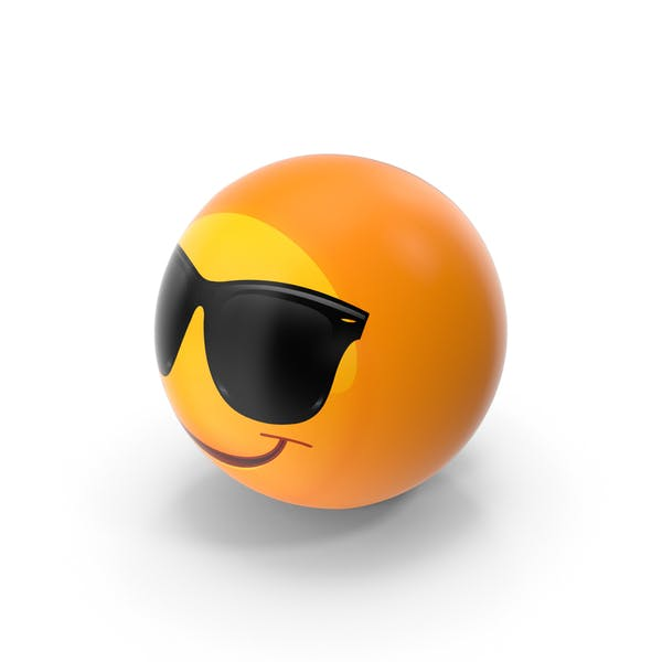 Thumbnail for Sunglasses Emoji