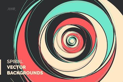 Spiral | Vector Focus Backgrounds