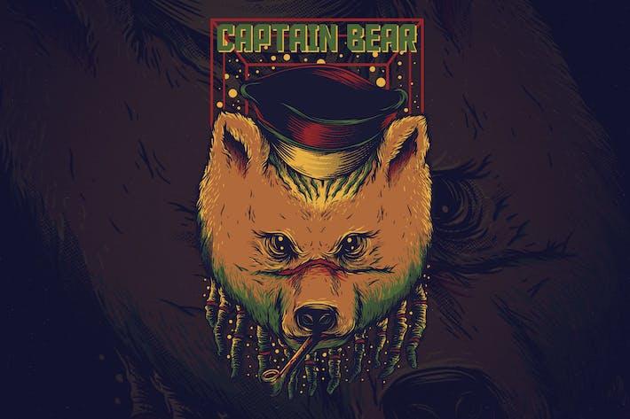 Thumbnail for Captain Bear